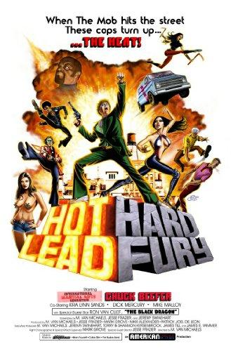 Смотреть трейлер Hot Lead Hard Fury (2016)