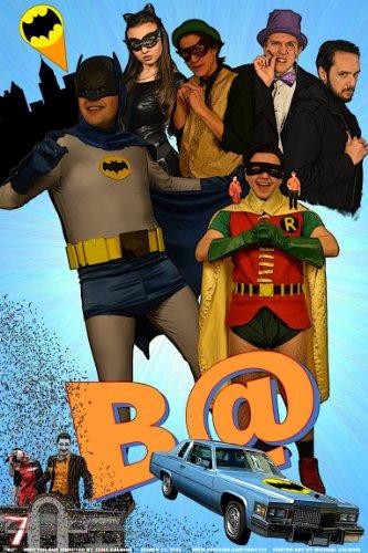 B@ (Batman Parody Film) (2016)