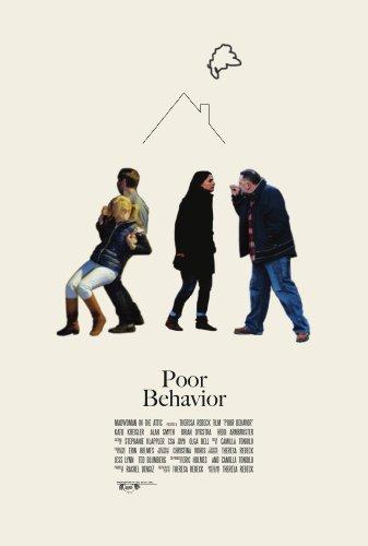 Смотреть трейлер Poor Behavior (2016)