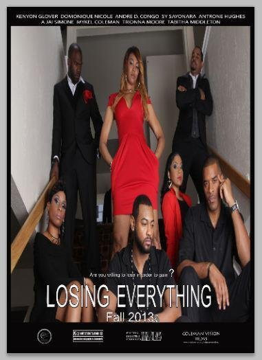Смотреть трейлер Losing Everything (2016)