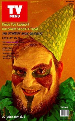 Baron Von Laugho's Halloween Spook-A-Thon! (2016)