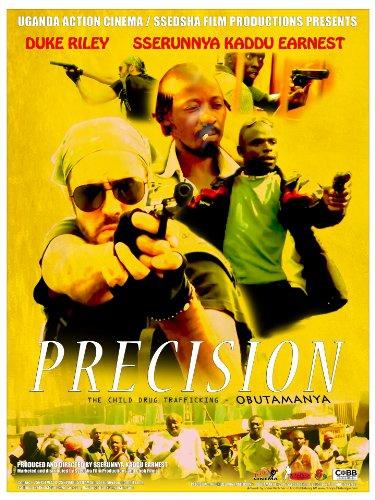 Precision: The Child Drug Trafficking (2016)