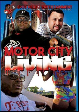 Смотреть трейлер Motor City Living (2016)
