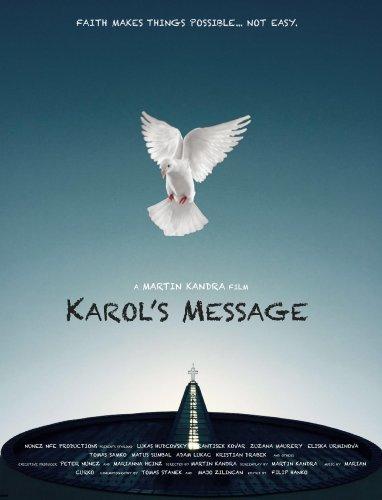 Смотреть трейлер Karol's Message (2016)