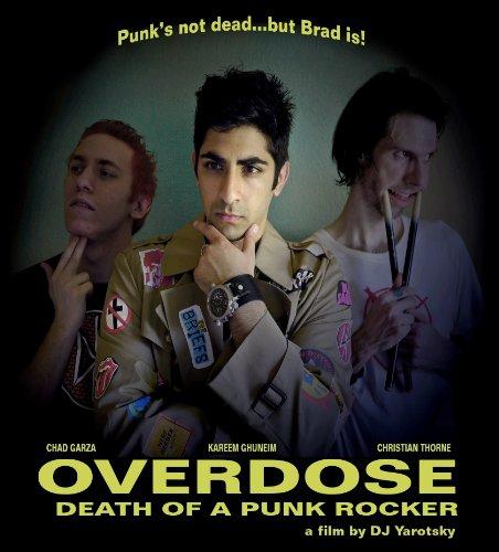 Смотреть трейлер Overdose: Death of a Punk Rocker (2016)