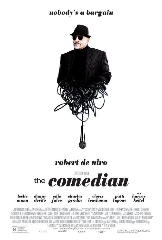 Смотреть трейлер The Comedian (2016)