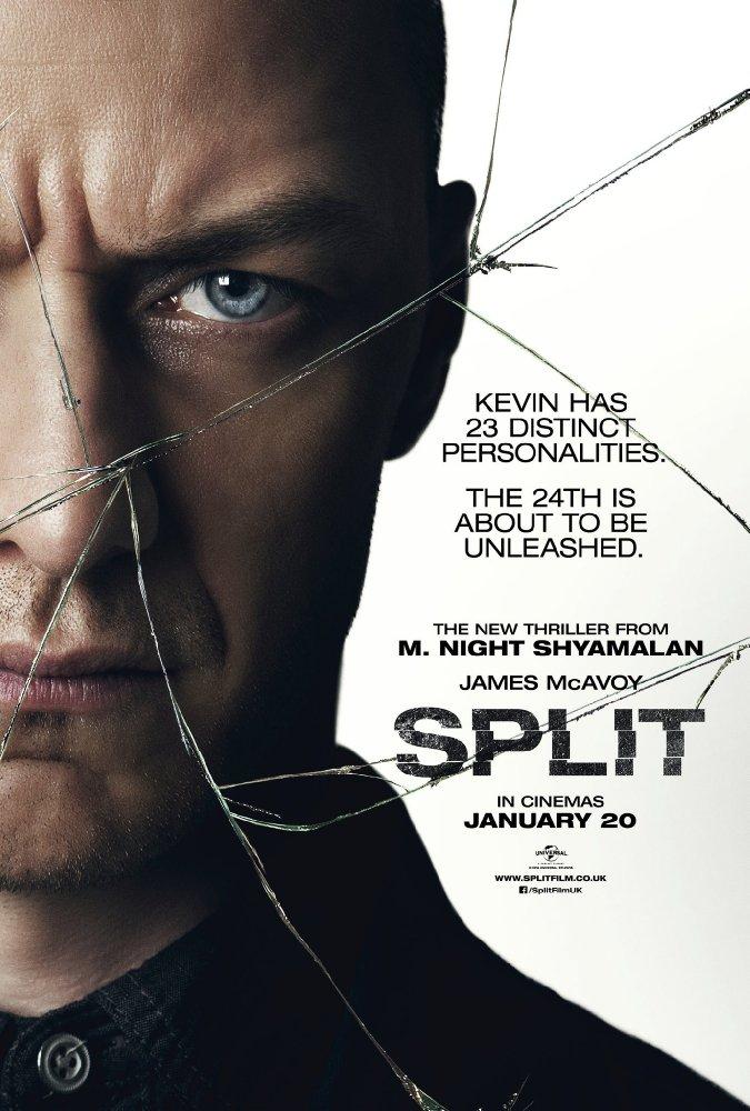 Смотреть трейлер Split (2017)