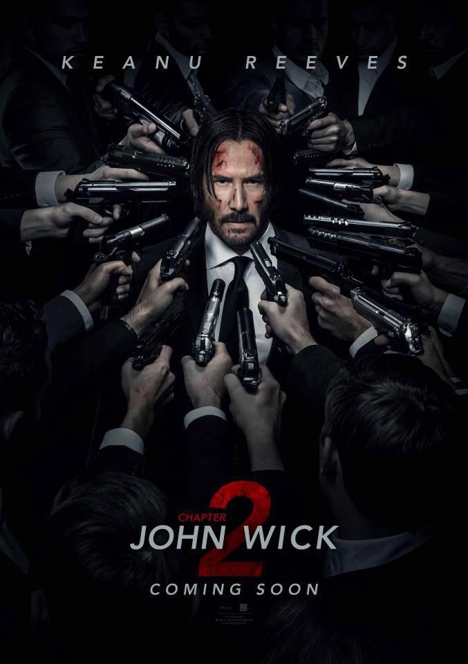 Смотреть трейлер John Wick: Chapter 2 (2017)