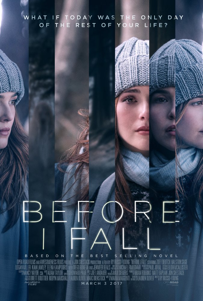 Смотреть трейлер Before I Fall (2017)