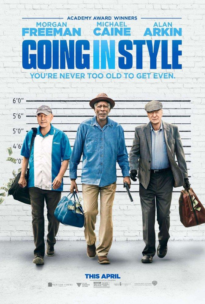 Смотреть трейлер Going in Style (2017)