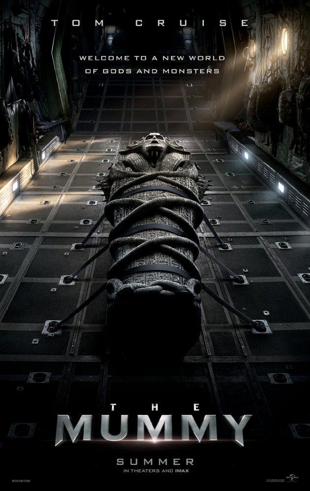 Смотреть трейлер The Mummy (2017)