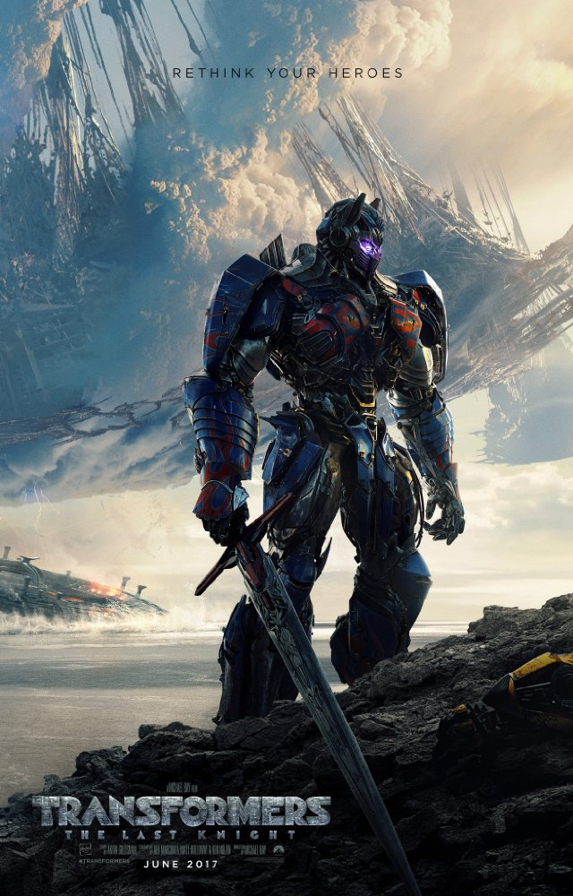 Смотреть трейлер Transformers: The Last Knight (2017)