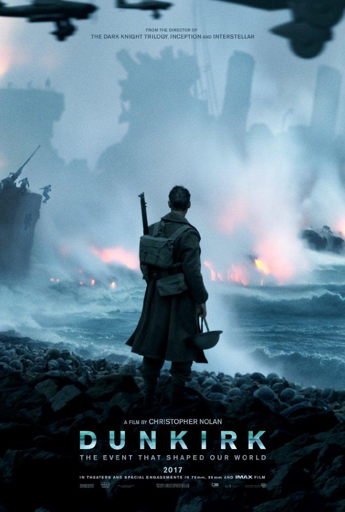 Смотреть трейлер Dunkirk (2017)