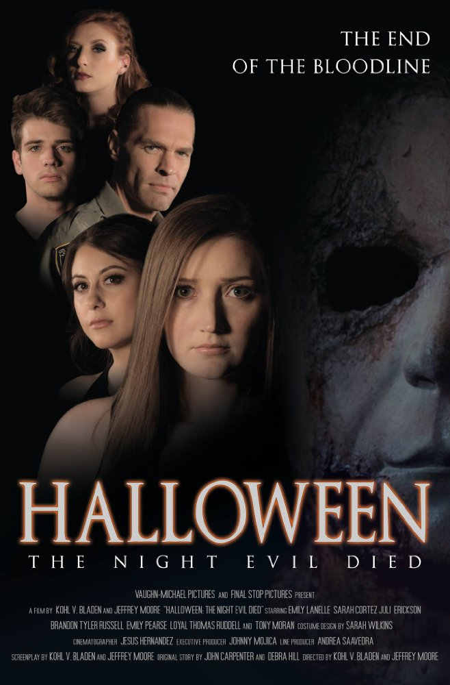 Halloween: The Night Evil Died (2017)
