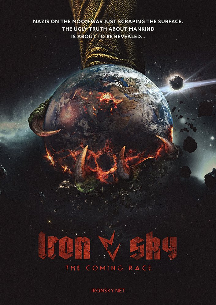 Iron Sky: The Coming Race (2017)