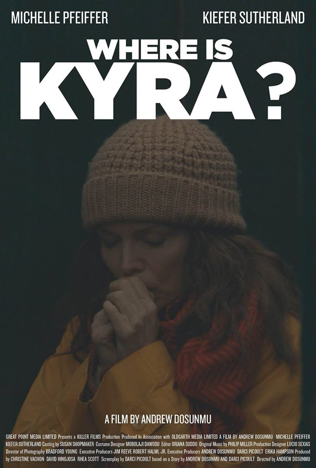 Where Is Kyra? (2017)