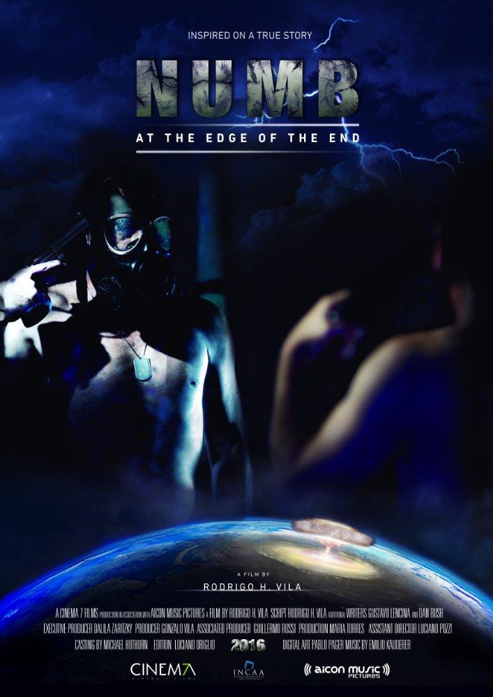 Смотреть трейлер Numb, at the Edge of the End (2017)