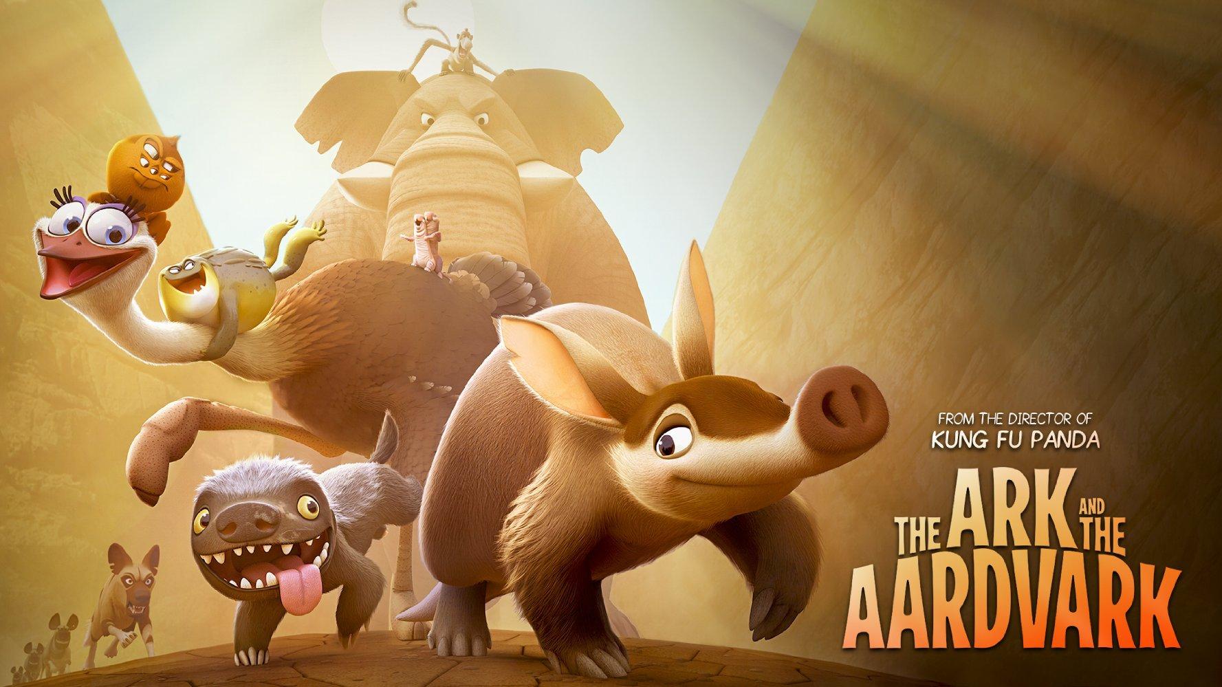 Смотреть трейлер The Ark and the Aardvark (2017)
