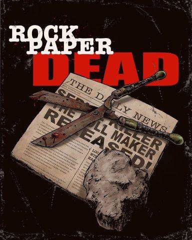 Rock Paper Dead (2017)