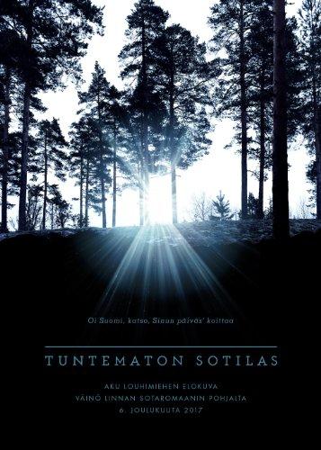 Смотреть трейлер Tuntematon sotilas (2017)