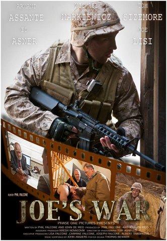 Смотреть трейлер Joe's War (2017)