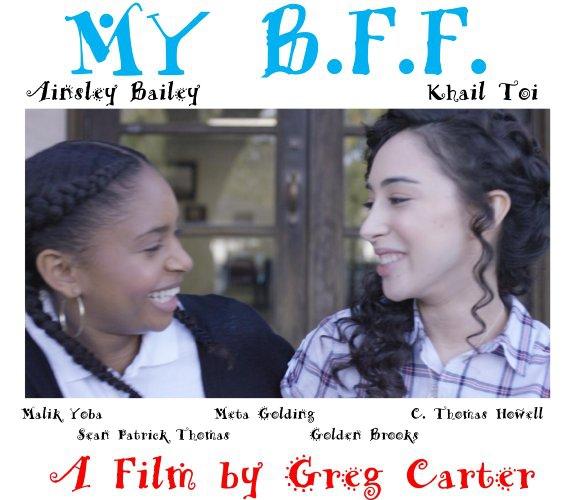 Смотреть трейлер My B.F.F. (2017)