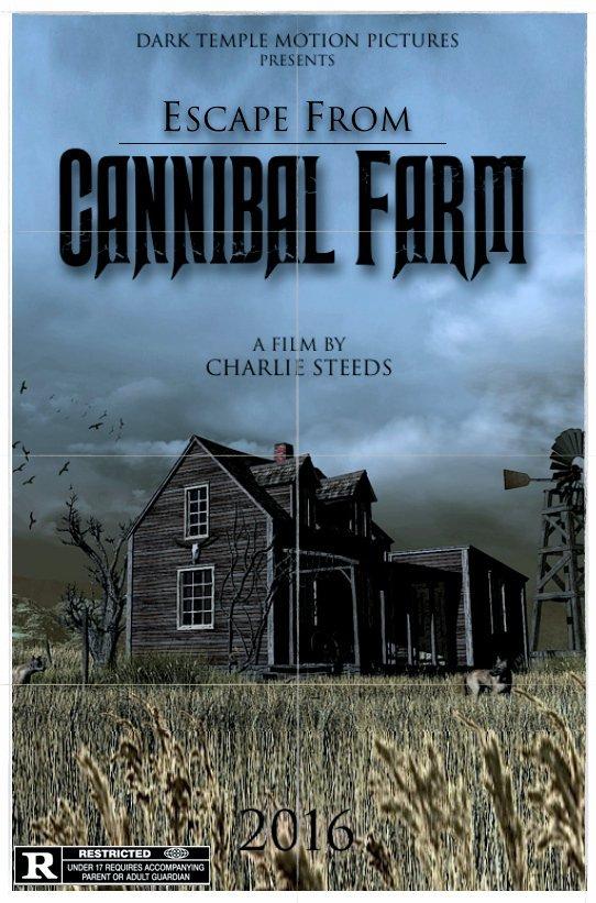 Смотреть трейлер Escape from Cannibal Farm (2017)