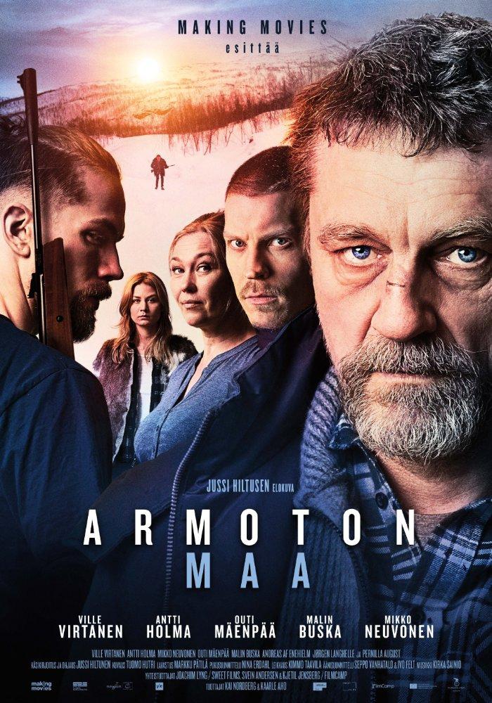 Смотреть трейлер Armoton maa (2017)