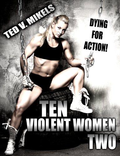 Смотреть трейлер Ten Violent Women: Part Two (2017)