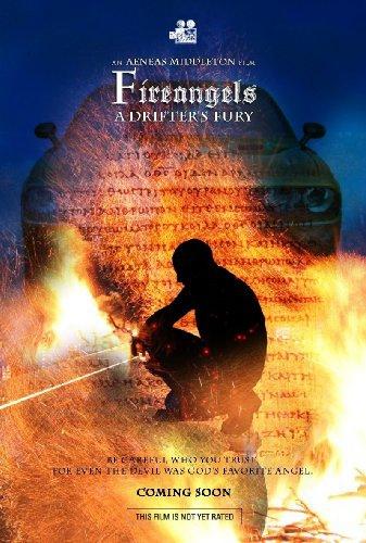 Смотреть трейлер Fireangels: A Drifter's Fury (2017)