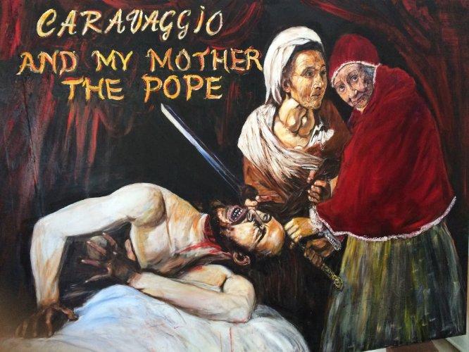 Смотреть трейлер Caravaggio and My Mother the Pope (2017)