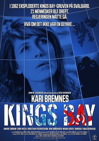 Смотреть трейлер Kings Bay (2017)