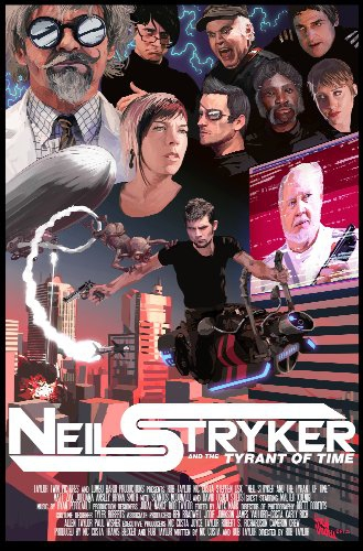 Neil Stryker and the Tyrant of Time (2017)