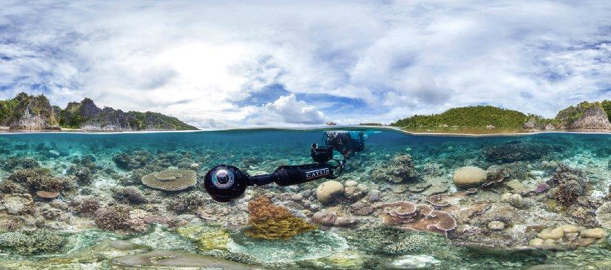 Смотреть трейлер Chasing Coral (2017)