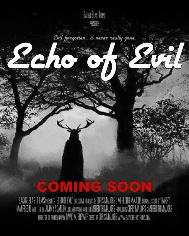 Смотреть трейлер Echo of Evil (2017)