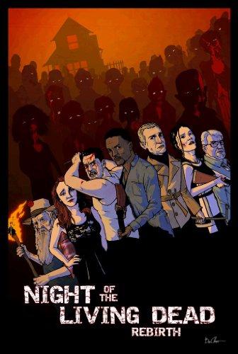 Смотреть трейлер Night of the Living Dead: Rebirth (2017)