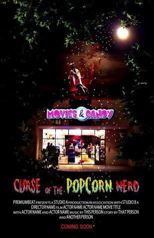 Смотреть трейлер Popcorn Nerd (2017)