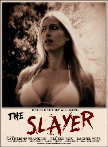 Смотреть трейлер The Slayer (2017)