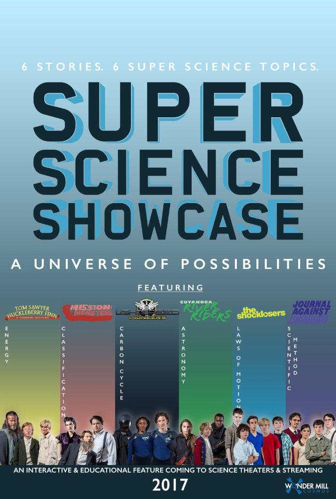 Super Science Showcase (2017)