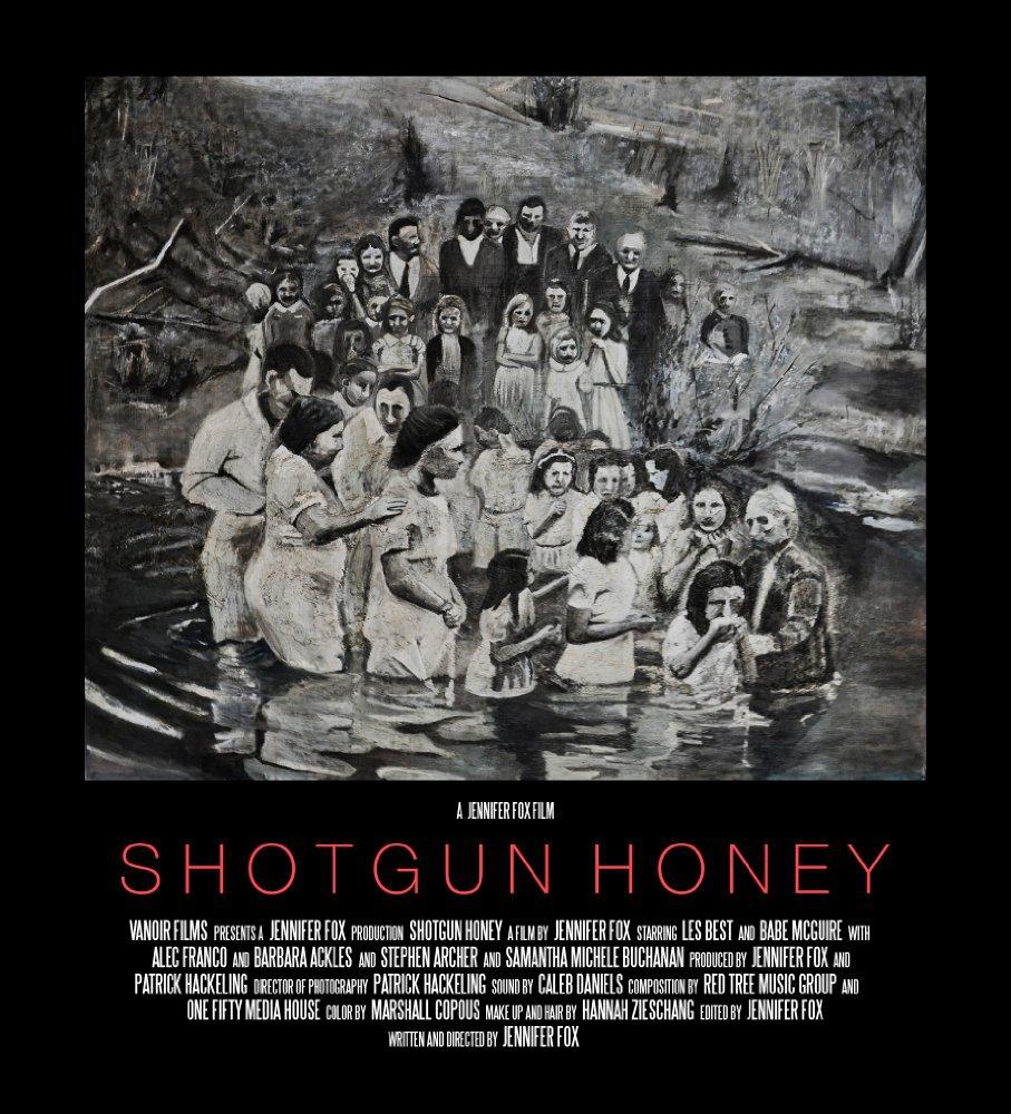 Смотреть трейлер Shotgun Honey (2017)