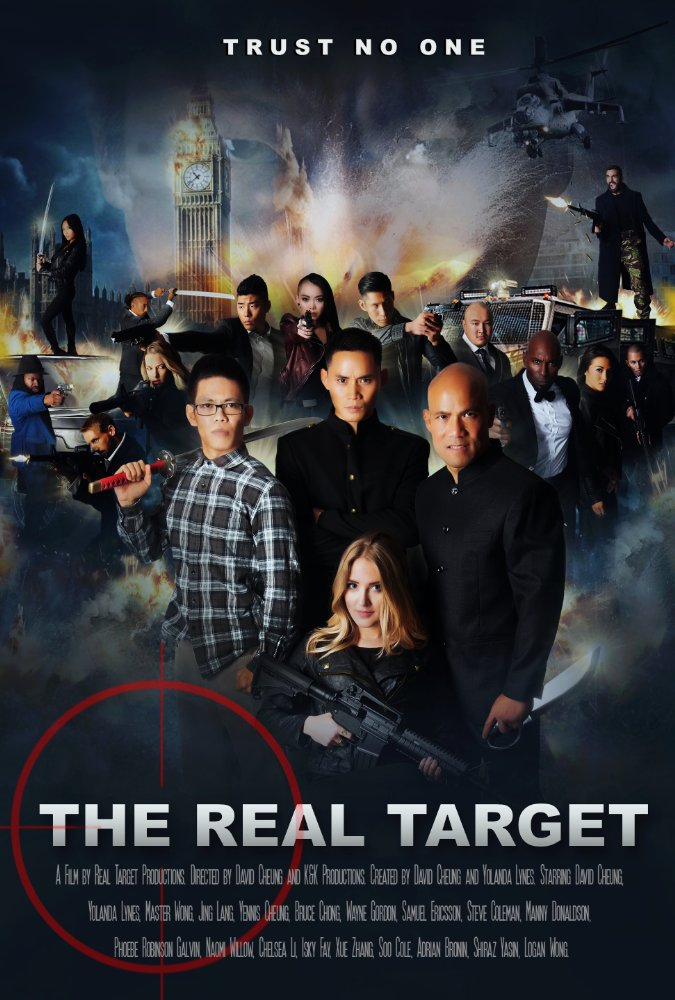 Смотреть трейлер The Real Target (2017)