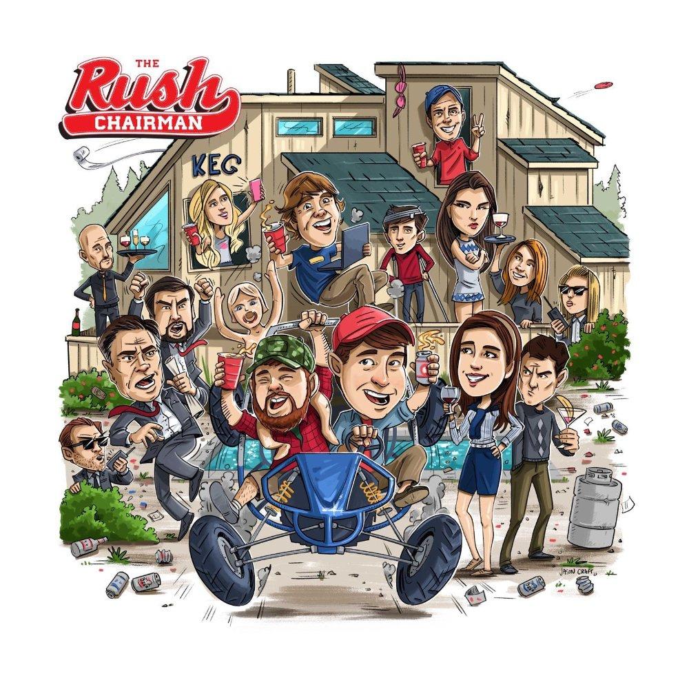 The Rush Chairman (2017)