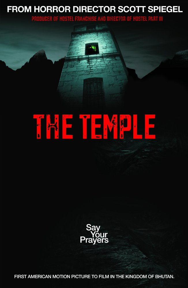 The Temple (2017)