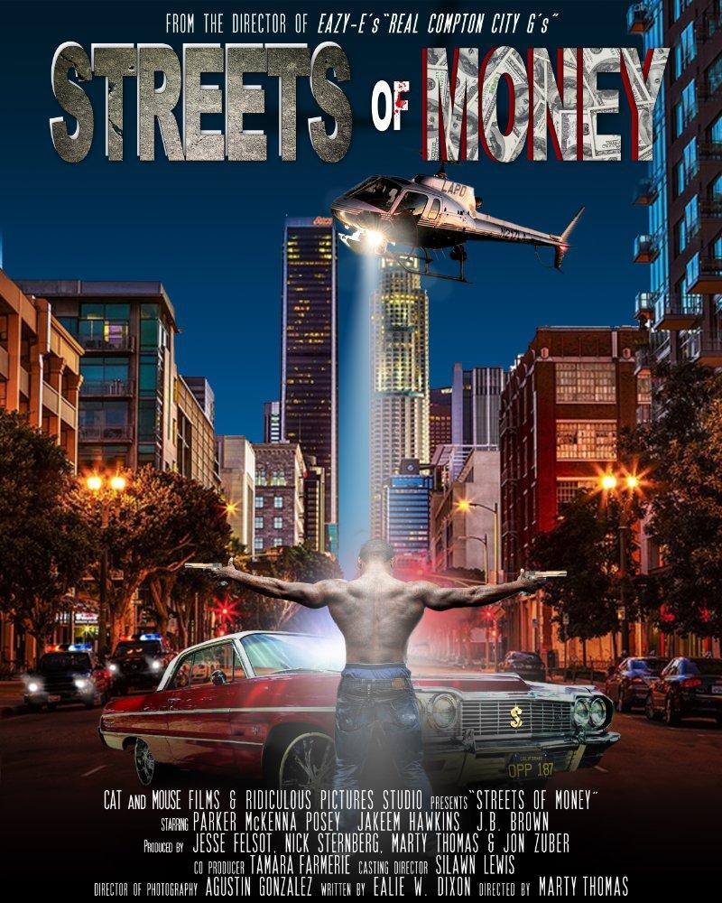Смотреть трейлер Streets of Money (2017)