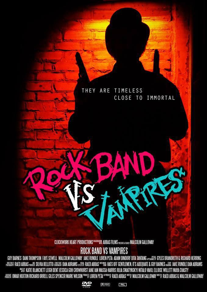Rock Band Vs Vampires (2017)