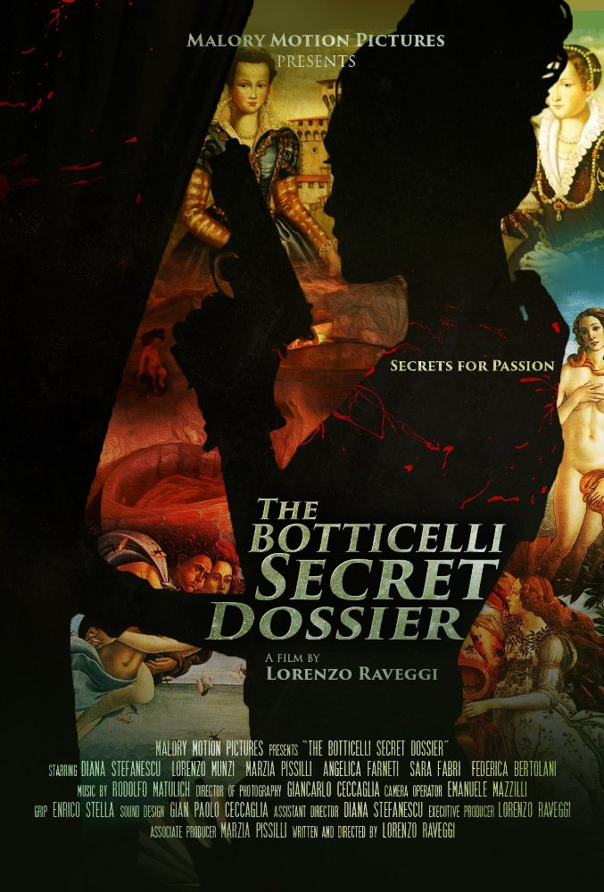 Смотреть трейлер The Botticelli Secret Dossier (2017)