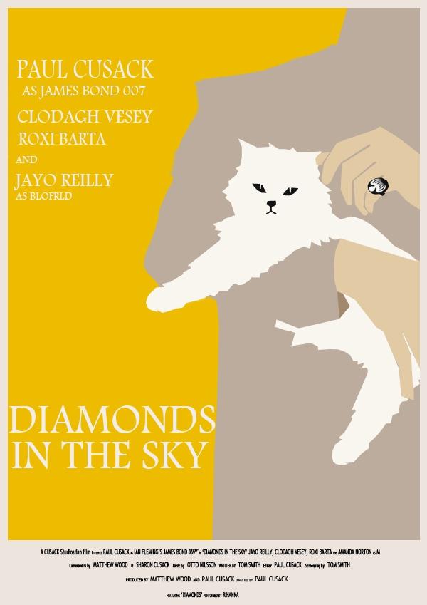 Diamonds in the Sky: Fan Film (2017)