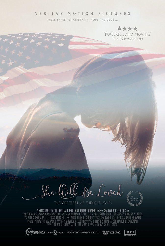 She Will Be Loved (2017)