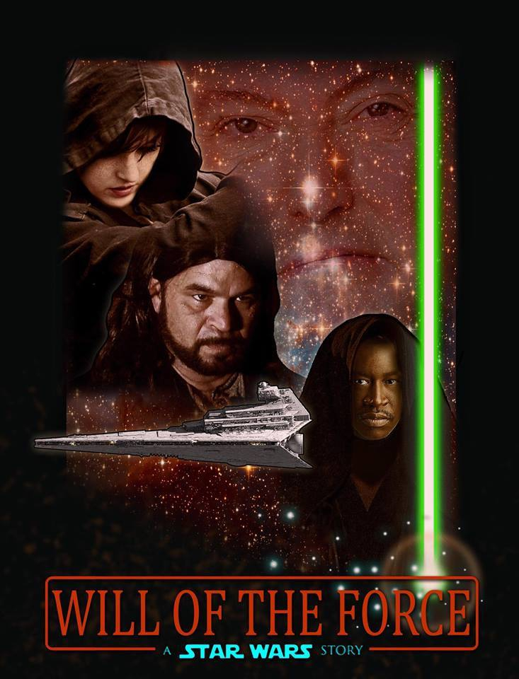 Смотреть трейлер Star Wars: Will of the Force - An Independent Homage Film (2017)