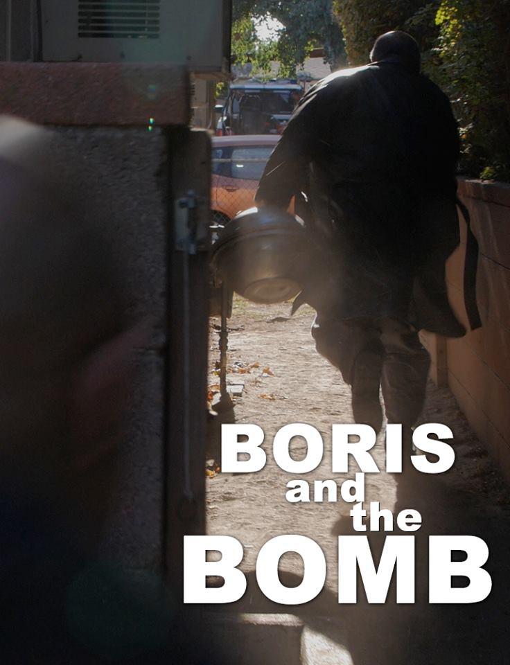 Смотреть трейлер Boris and the Bomb (2017)
